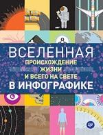 """книга """"Вселенная, происхождение жизни и всего на свете в инфографике, Томас Итон"""""""